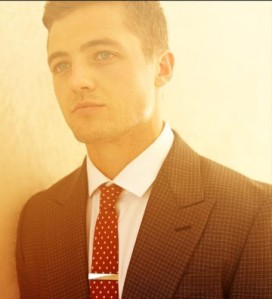 Robbie Rogers, your favorite queer soccer stud (courtesy of queerty.com)